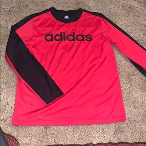 Adidas long sleeve size 14-16